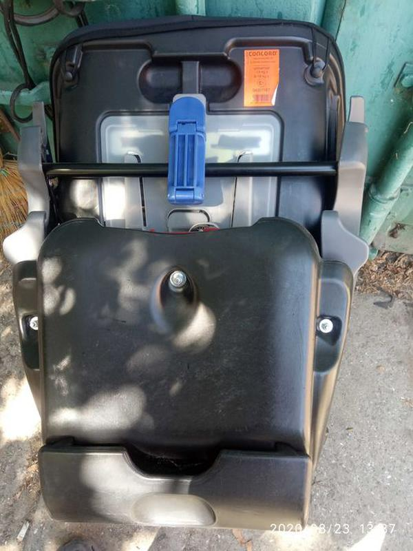 Детское автокресло Concord Ultimax 9-18 кг. - Фото 4