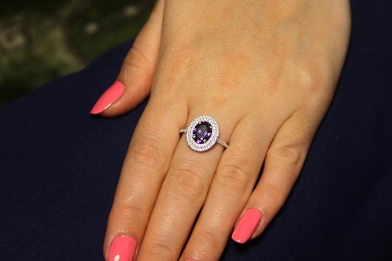 Кольцо серебро 925проба 17.5 размер - Фото 7