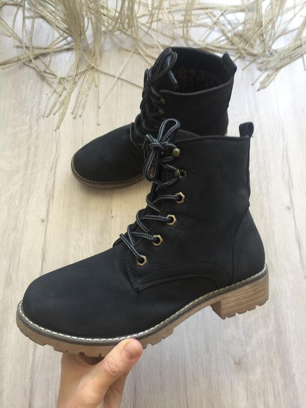 Женские ботинки тимберленды