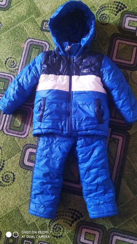 Зимний комбинезон костюм 1-3(98)