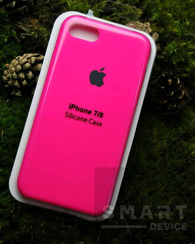 Чехол для iPhone 7/8 силиконовый