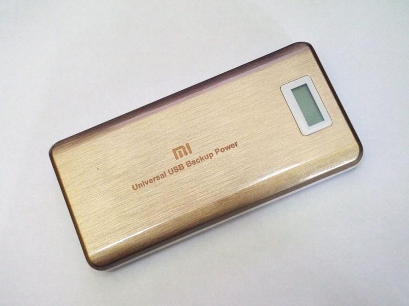 Портативные зарядные PowerBank Xlaomi Mi 2 USB + Экран 28800mAh - Фото 4