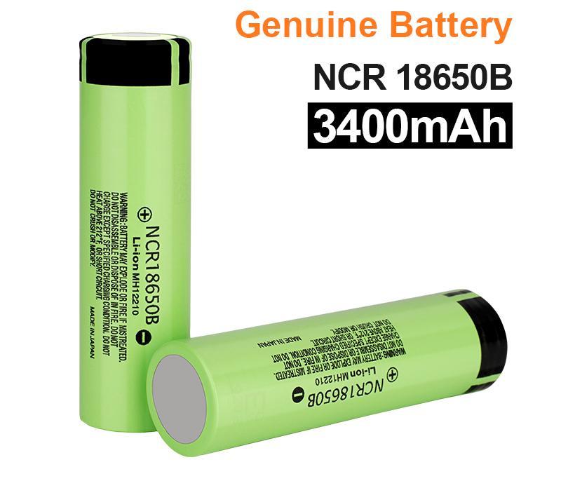 Аккумуляторная батарея 3 шт. Panasonic NCR18650B 3.7В 3400 mAh - Фото 9