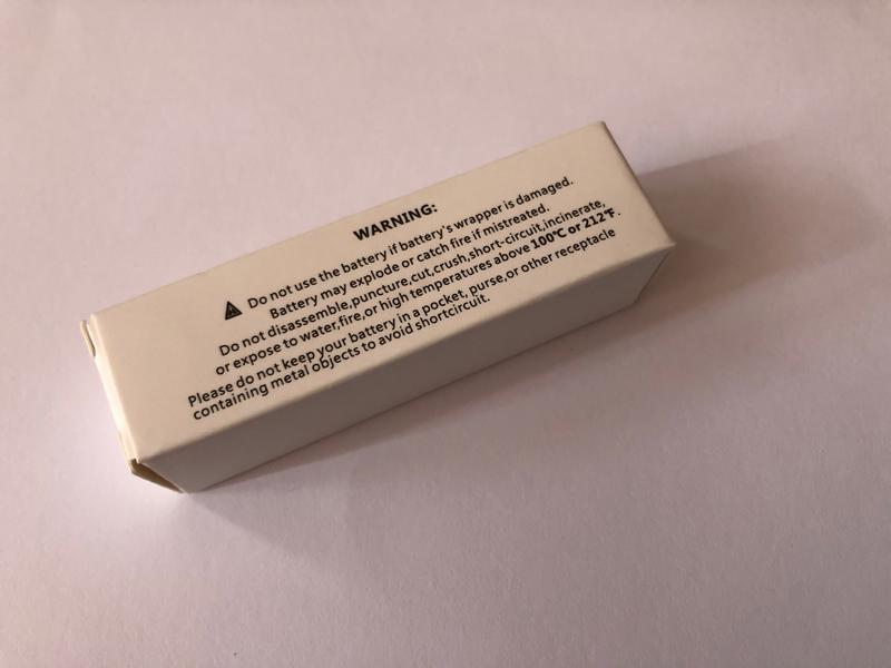 Аккумуляторная батарея 5 шт. Panasonic NCR18650B 3.7В 3400 mAh - Фото 2