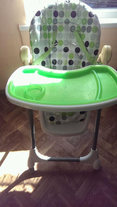 СРОЧНО Стульчик с съемным столиком раскладной