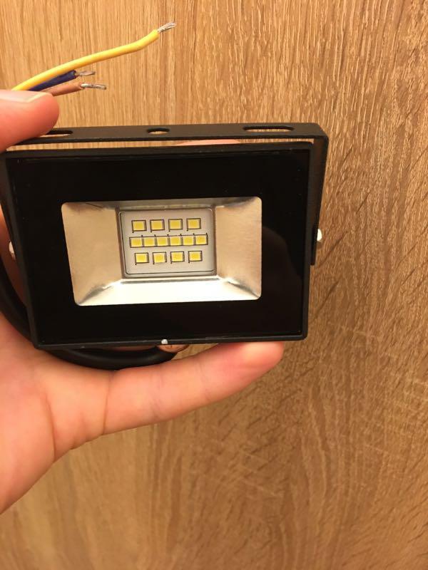 Прожектор 10Вт, прожектор, светодиодный прожектор