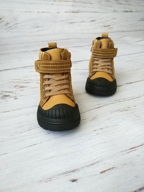 Ботинки для мальчиков cbt.t - Фото 2