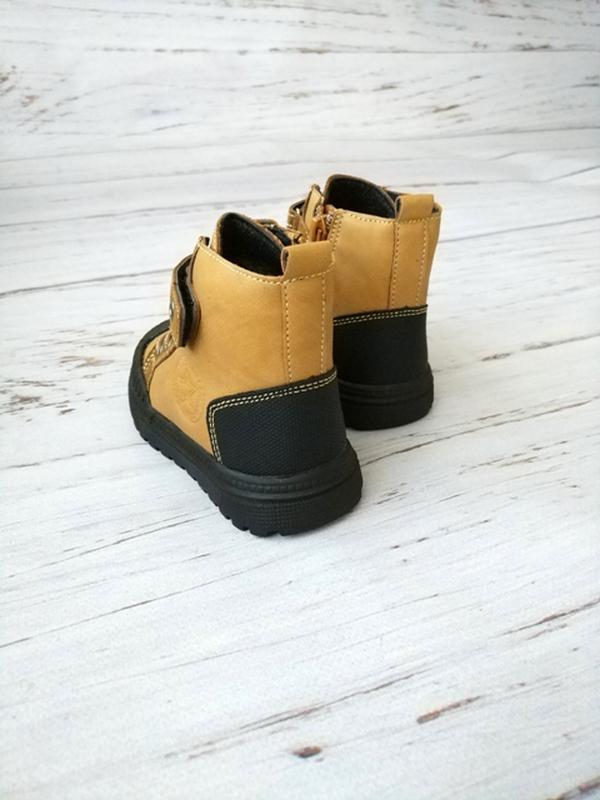 Ботинки для мальчиков cbt.t - Фото 4