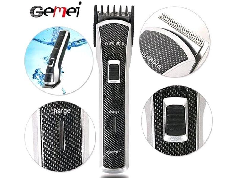 Триммер для бороды GM 656 Gemei водонепроницаемый