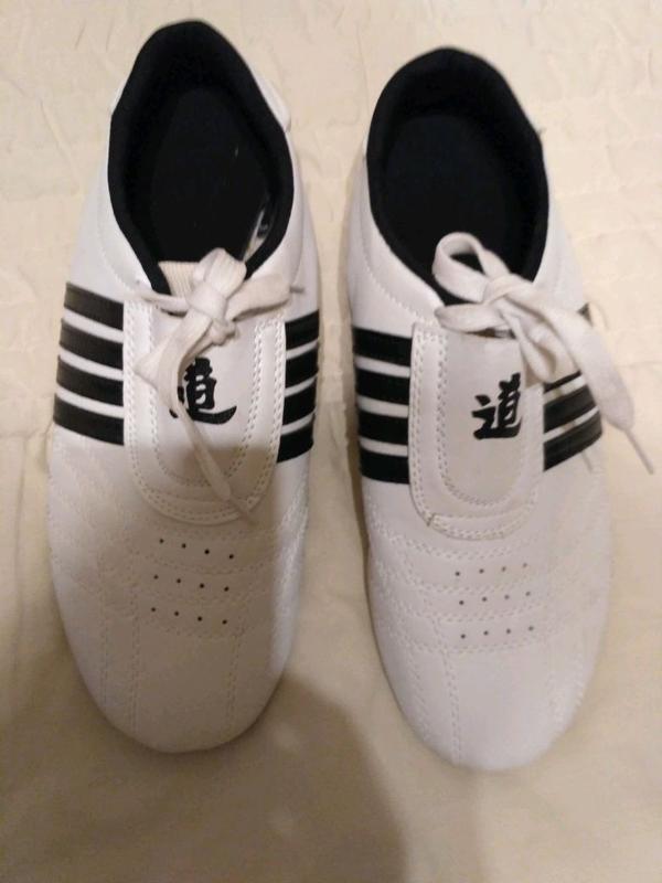 Обувь для единоборств. Степки  для единоборств, р. 41,5 - Фото 4