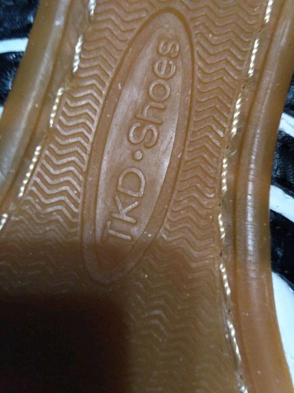 Обувь для единоборств. Степки  для единоборств, р. 41,5 - Фото 2