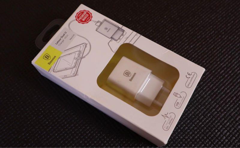 Зарядное устройство Baseus, блок зарядки
