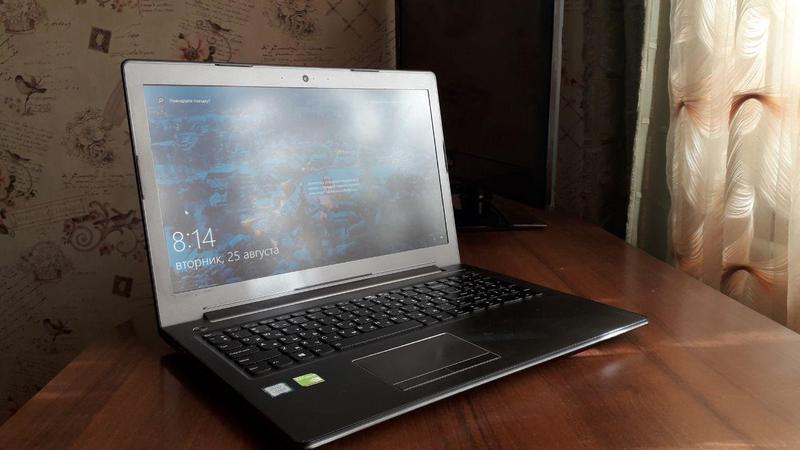 Ноутбук Lenovo IdeaPad 510-15IKB Gun Metal