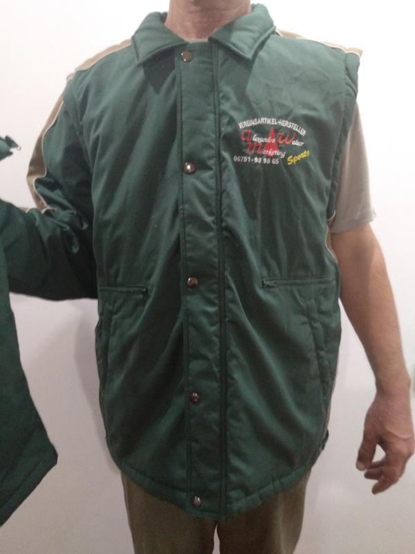 """Мужская куртка/жилет """"стильная рыбалка"""""""