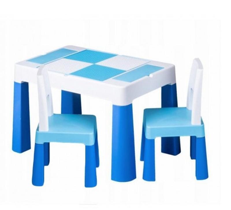Комплект стол 2 стульчика Tega Baby MultiFun