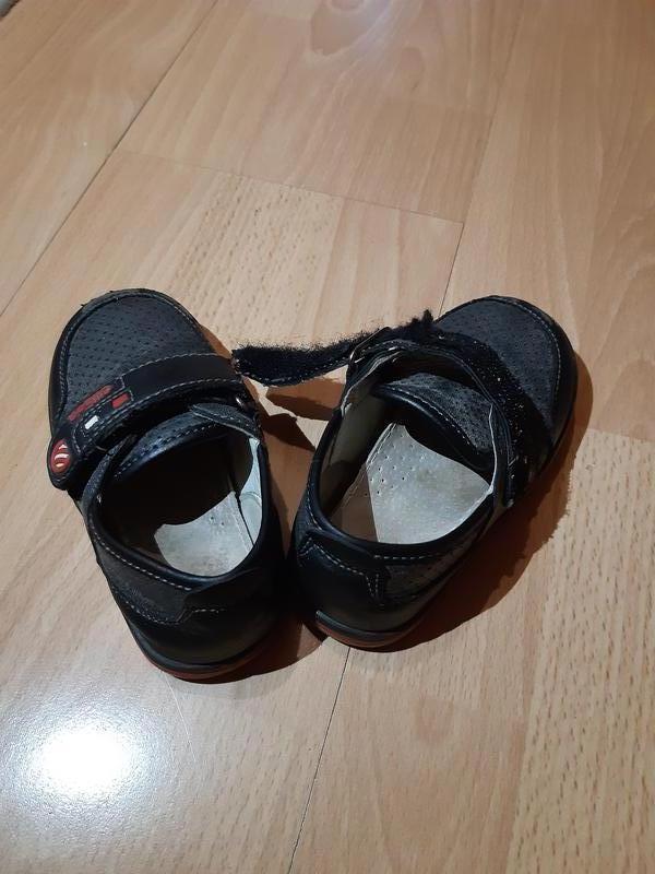 Туфли кожаные - Фото 3