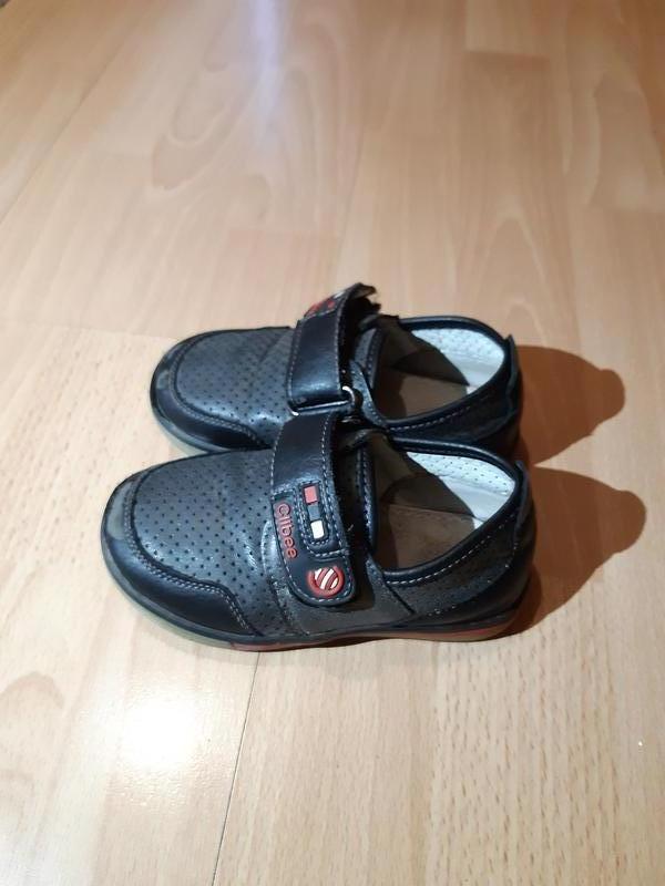 Туфли кожаные - Фото 4