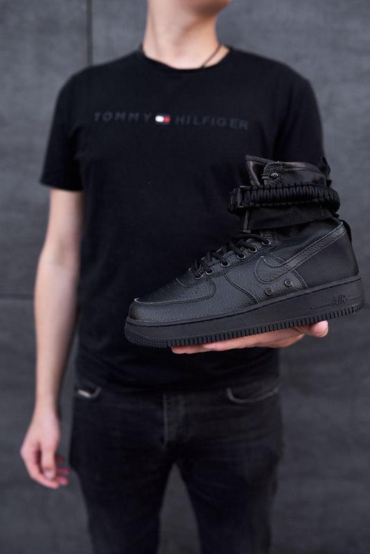 Кроссовки Nike Air Force High - Фото 3