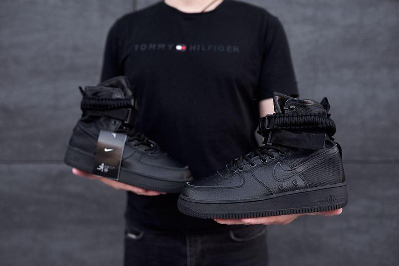 Кроссовки Nike Air Force High - Фото 2