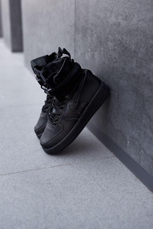 Кроссовки Nike Air Force High - Фото 5