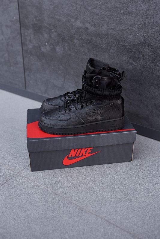 Кроссовки Nike Air Force High - Фото 6
