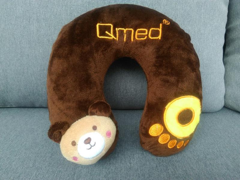Ортопедична подушка дитяча для мандрівок KID TRAVELLING