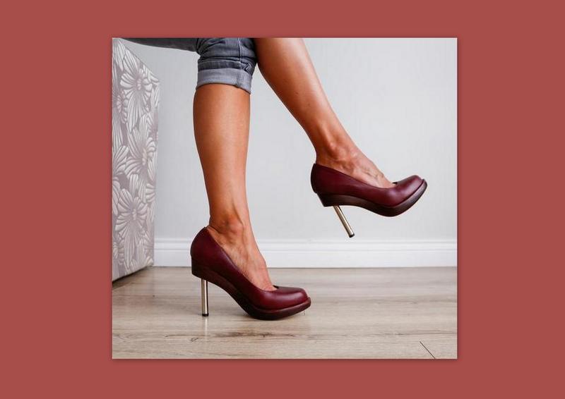 Роскошные кожаные туфли other stories оригинал, креатив, цвет ...
