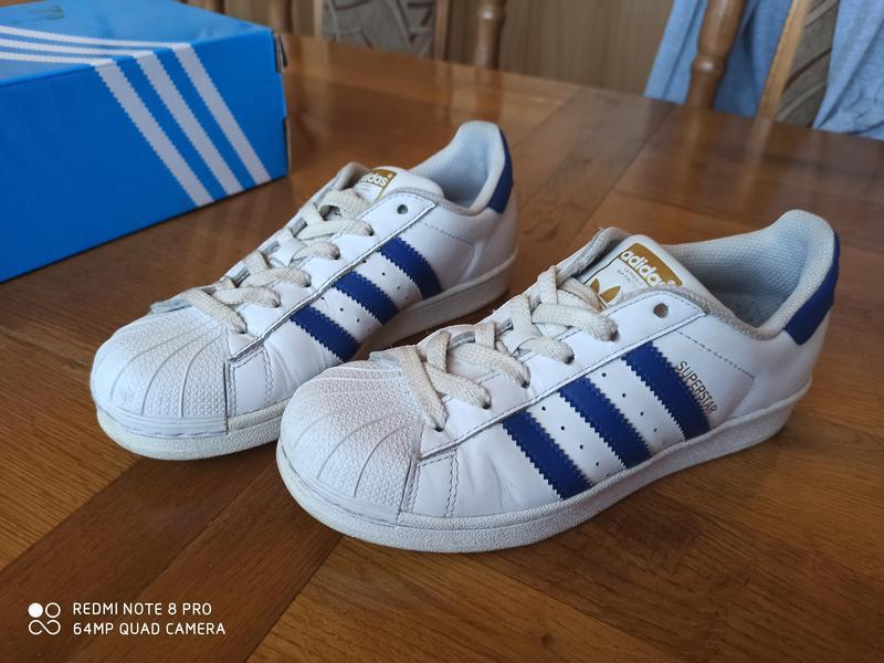 Продам оригінальні кроси Adidas superstar 36р - Фото 2