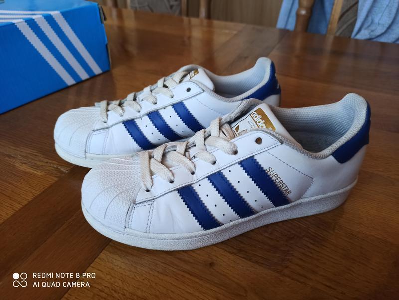 Продам оригінальні кроси Adidas superstar 36р