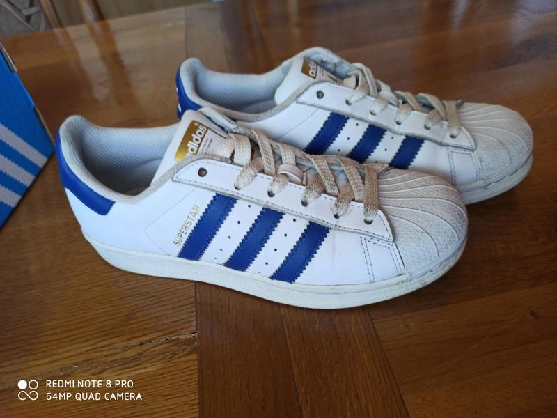 Продам оригінальні кроси Adidas superstar 36р - Фото 3