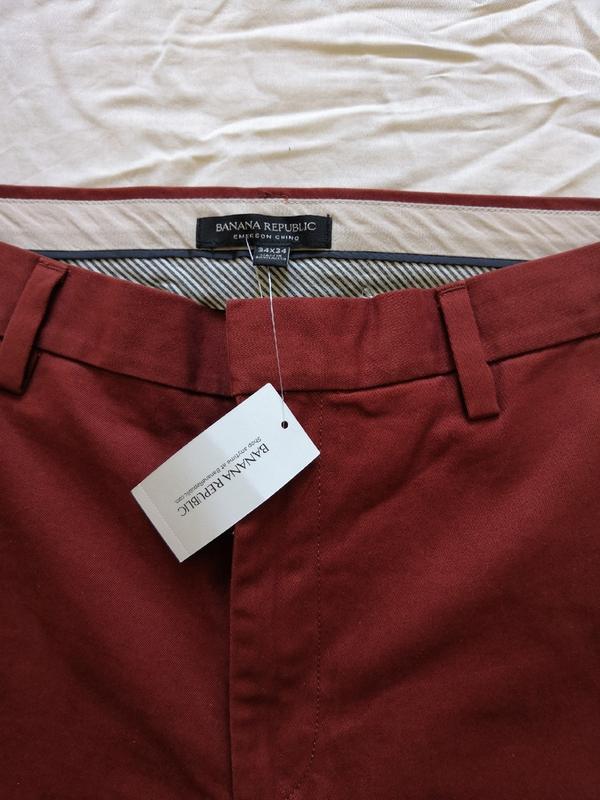 Мужские брюки Banana Republic - Фото 3