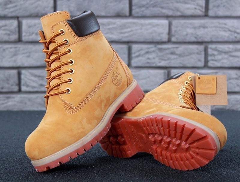 🔥новинка🔥мужские зимние \демисезонные ботинки timberland. тимб... - Фото 6
