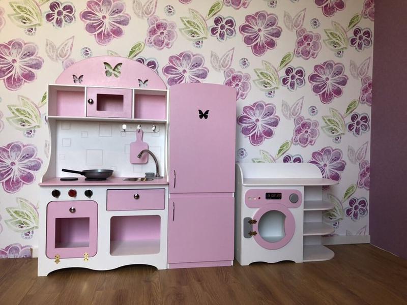 Игровая кухня для девочки. Кухня для девочки , игровой набор