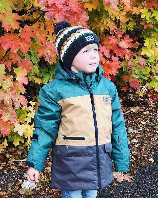 Зимняя куртка курточка для мальчика р.110 lego wear reima colu...