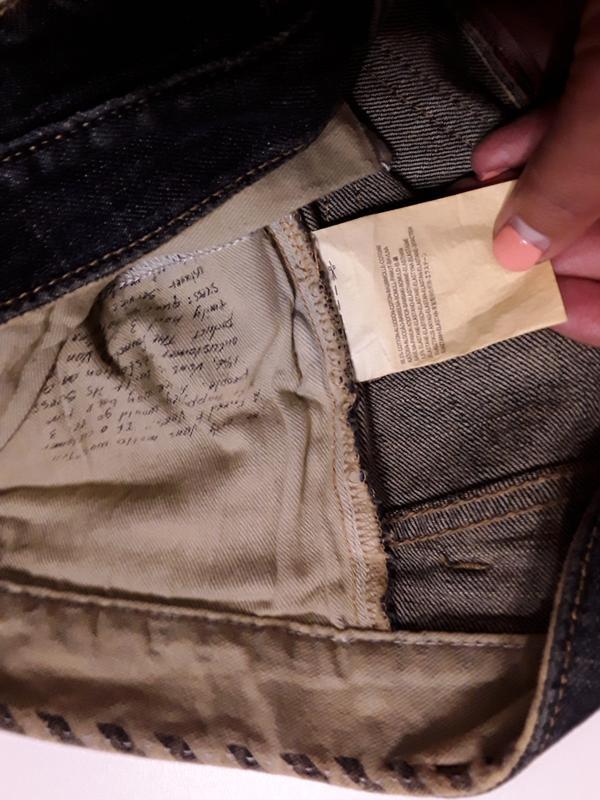 Фирменные джинсы - Фото 7