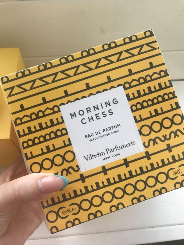 Vilhelm parfumerie morning chess 100мл - Фото 4