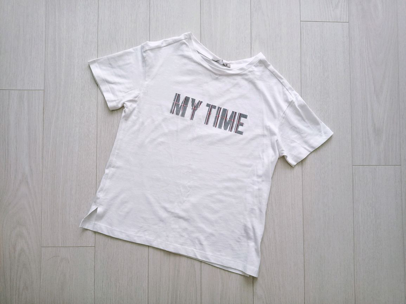 Женская белая футболка, футболка на девушку