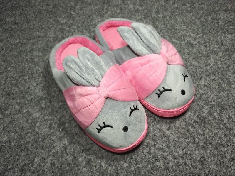 Тапочки для девочки - Фото 2