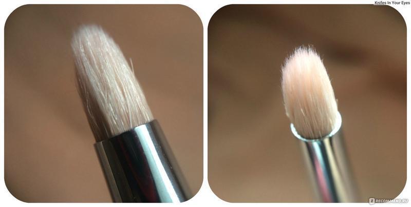 Кисть zoeva 230 luxe pencil - Фото 2