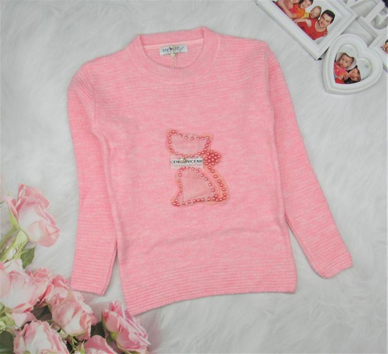 Обалденный свитер на девочку