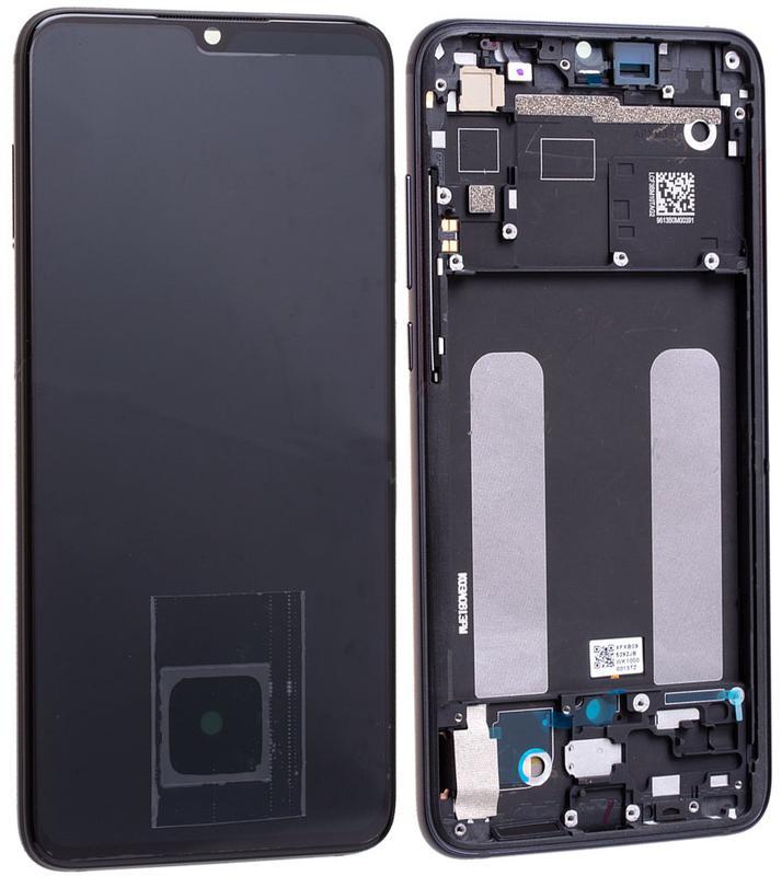 Дисплей AMOLED в рамке Xiaomi Mi9 Lite Black 560610118033