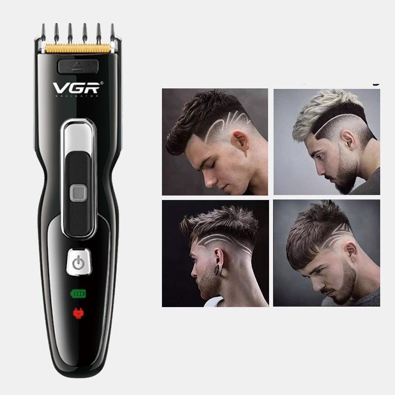 Машинка для стрижки VGR V-040 для стрижки волос стайлер - Фото 11