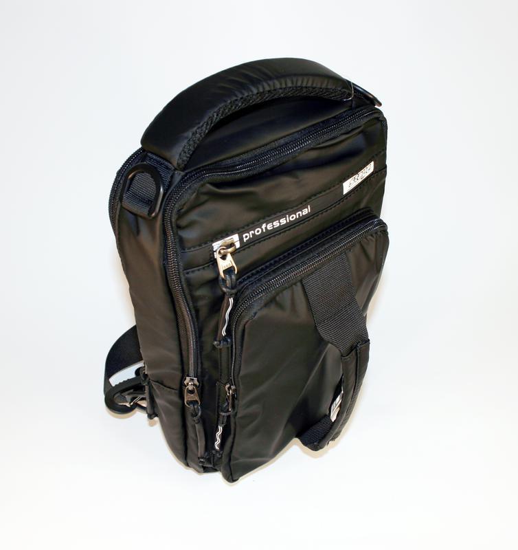 Сумка на плечо мужская, городской рюкзак, полтэстер - Фото 6