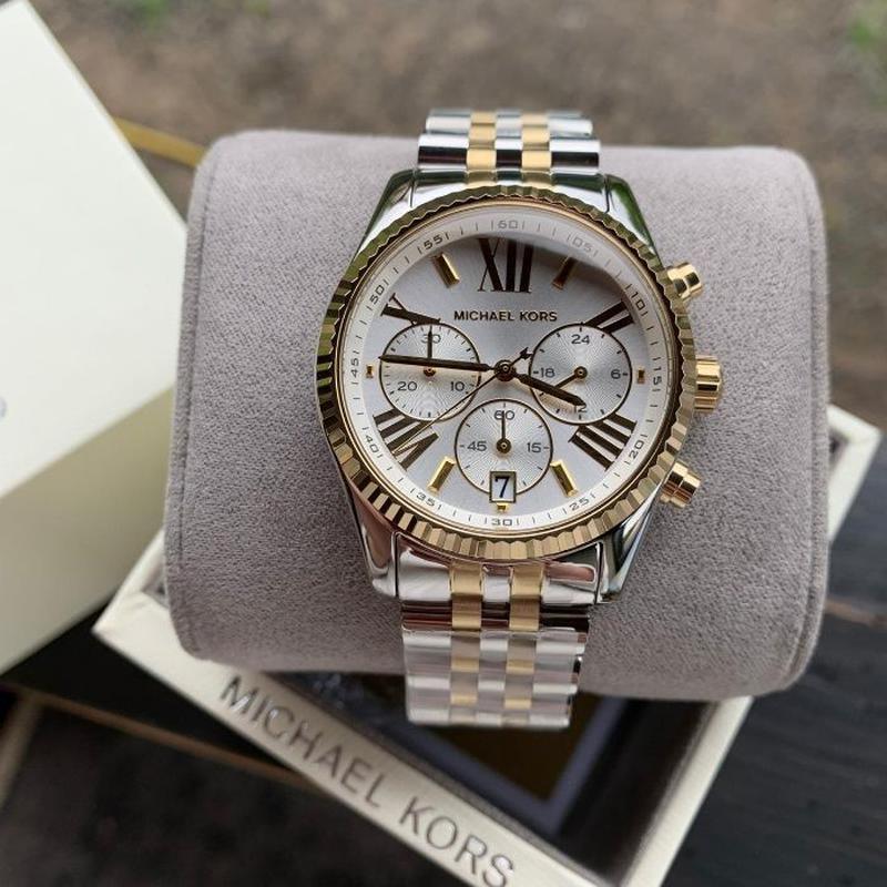 Женские часы Michael Kors MK5955 'Lexington' - Фото 2