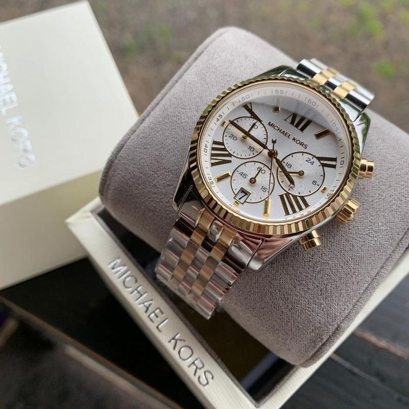 Женские часы Michael Kors MK5955 'Lexington' - Фото 3