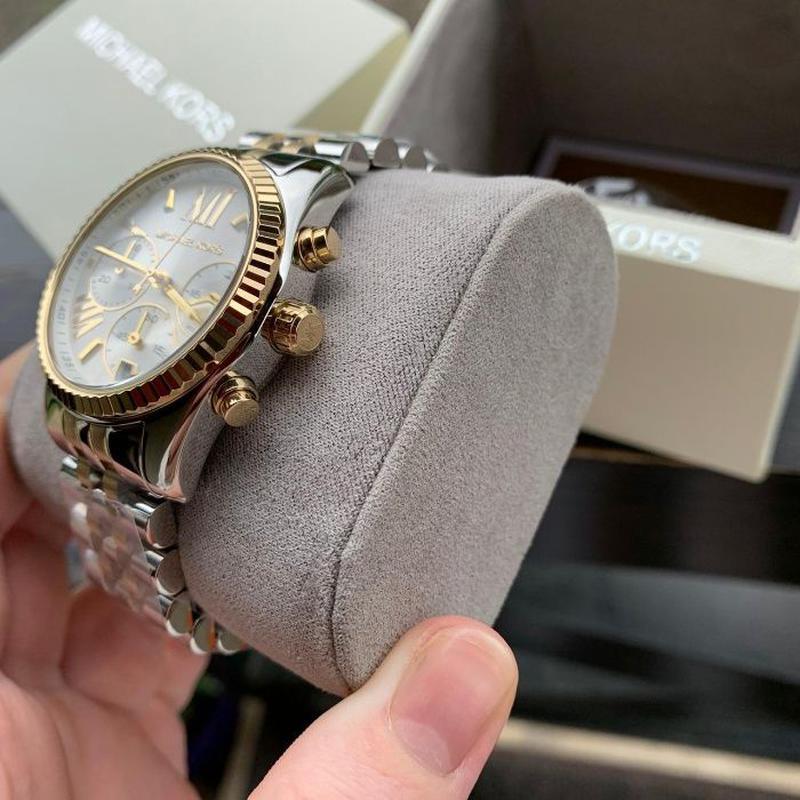 Женские часы Michael Kors MK5955 'Lexington' - Фото 4