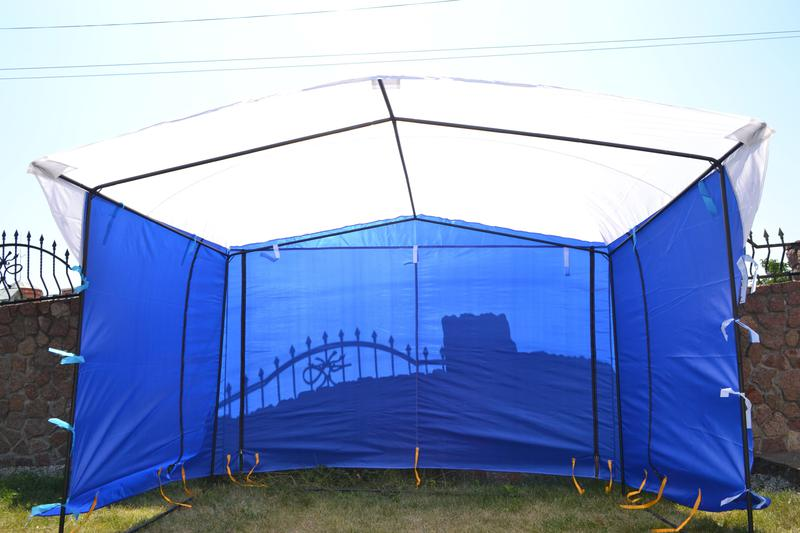 Павільйон палатка шатер торговый 3х2