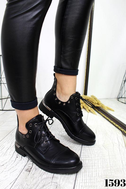 """Ботинки """" эрика """" - Фото 3"""