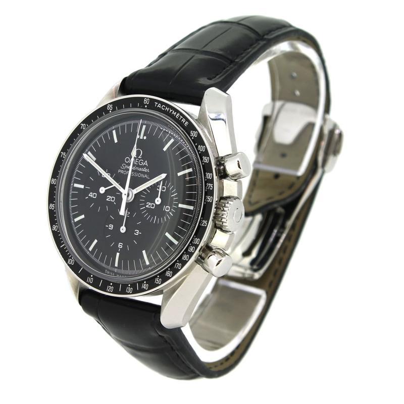 Omega Speedmaster Professional Moonwatch 311.33.42.30.01.001 - Фото 2
