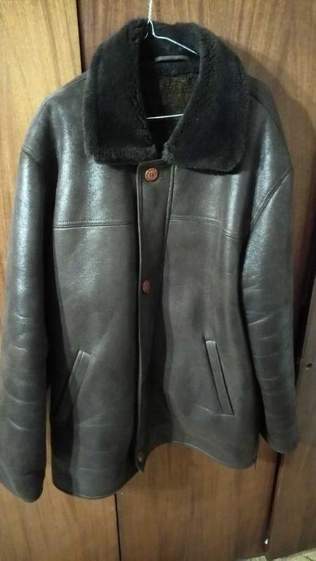 Куртка мужская меховая зимняя. Звоните!